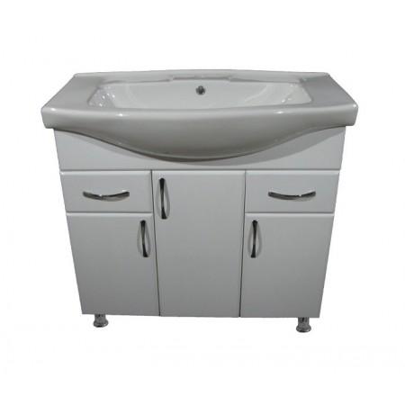 Тумба для ванной комнаты с умывальником Izeo 85