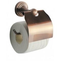 Держатель туалетной бумаги (бронза) BADICO