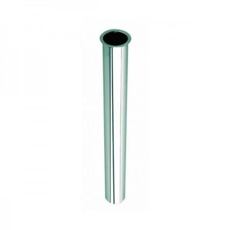 Труба хромированная для сифона к умивальнику RS6 McALPINE