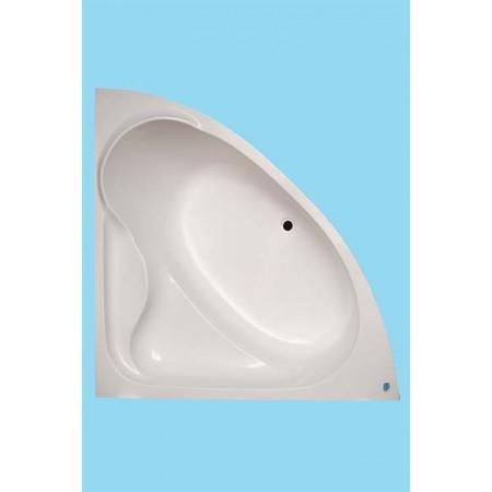 Ванна акриловая BathMix 150х150 + панель + ножки