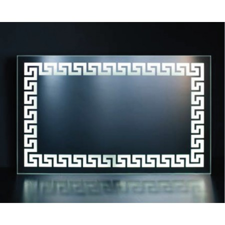 Зеркало с лед подсветкой 6-13 500х800