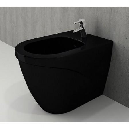 Біде підлогове TAORMINA ARCH мат. чорний