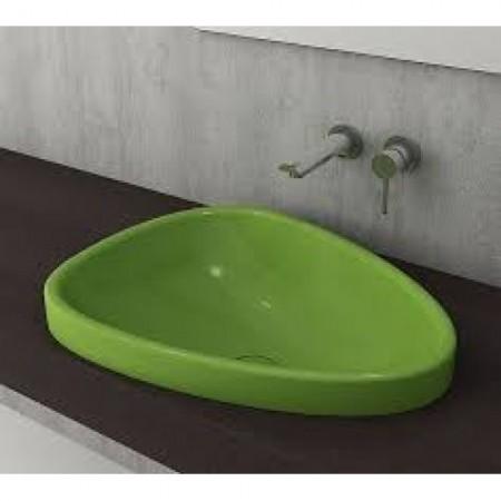 Умивальник ETNA 58,5x45,8 глянц. фісташ. зелен. (1112-022-0125)
