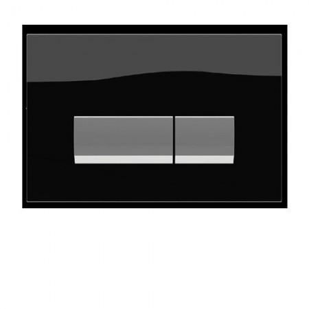 Кнопка к инсталяциийной системы, черная VIVENTE (P54-0001)