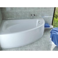 Ванна акриловая CORNEA BESCO 140х80 левая
