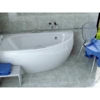 Ванна акриловая MILENA Besco 150х70 левая