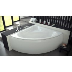 Ванна акриловая MIA Besco 140х140