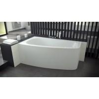 Ванна акриловая LUNA Besco 150х80 левая