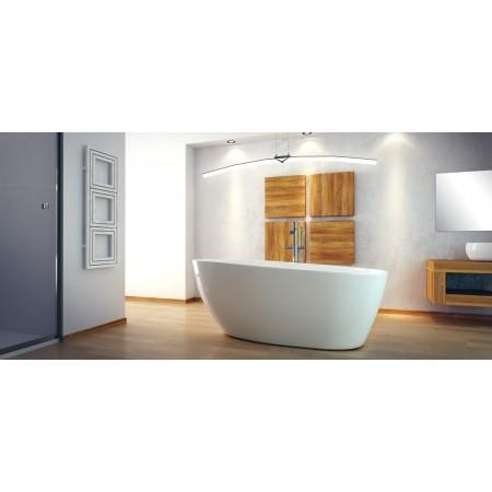 Ванна GOYA 160 BESCO 160х70 белого цвета
