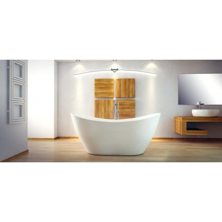 Ванна VIYA 160 Besco 160х70 белого цвета