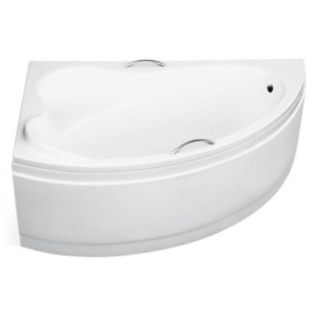 Ванна акриловая ADA 160х100 права без обудову и ног / с отверстиями под ручки