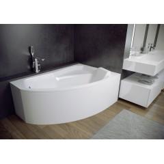 Ванна акриловая RIMA 170х110 Права (соло) без ног