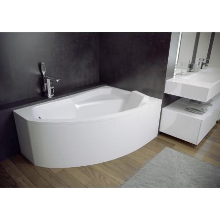 Ванна акриловая RIMA 140х90 Права (соло) без ног
