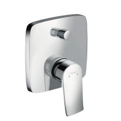Смеситель Metris скрытого монтажа для ванны / душа верхняя часть (31454000)