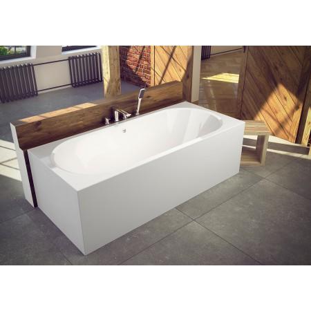 Ванна акриловая VITAE 180х80 (соло) без ног