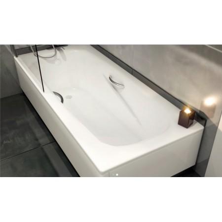 Ванна стальная BLB EUROPA 170х70 с отверстиями для ручек без ручек новые ручки 208 мм