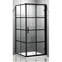 Душевая кабина квадратная правая ВМ Lux 900х900