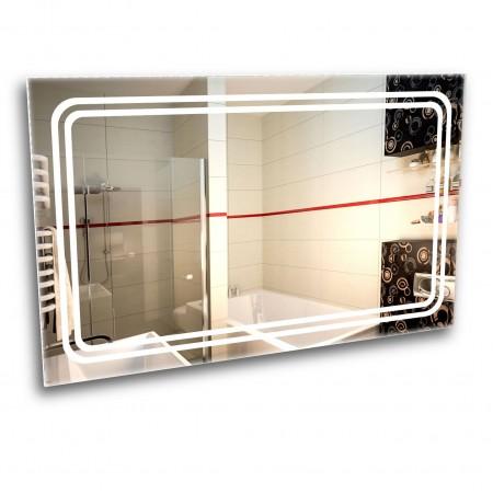Зеркало с лед подсветкой 6-10 1000x800