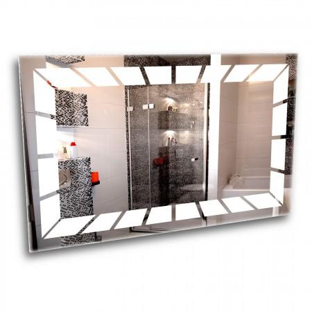 Зеркало с лед подсветкой 6-9 500х800