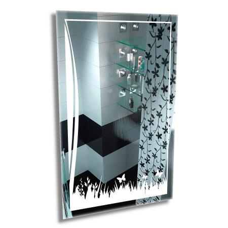 Зеркало с лед подсветкой 6-30 500х800