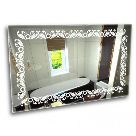 Зеркало с лед подсветкой 6-21 500х800