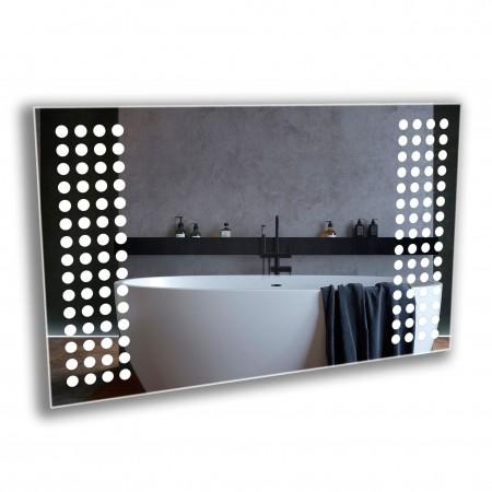 Зеркало с лед подсветкой 6-8 500х800