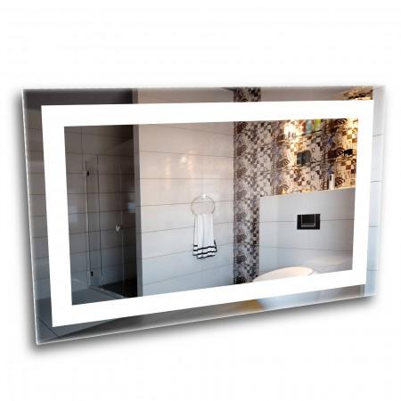 Зеркало с лед подсветкой 6-1 500x800