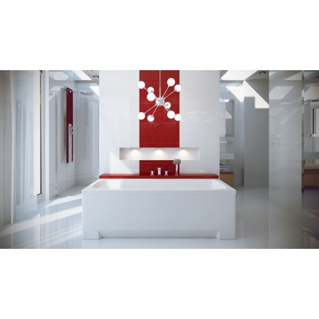 Ванна акриловая OPTIMA Besco 170х70