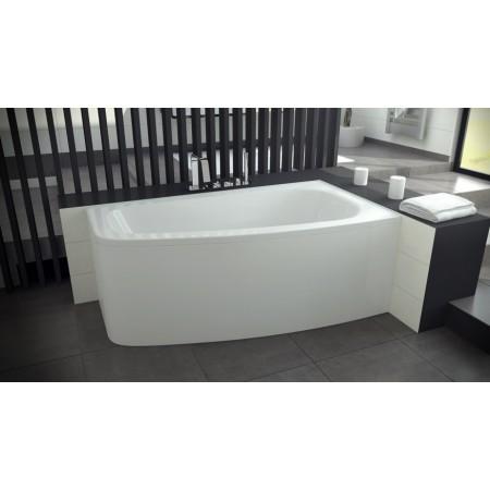 Ванна акриловая LUNA Besco 150х80 правая