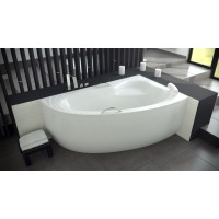 Ванна акриловая NATALIA Besco 150х100 правая