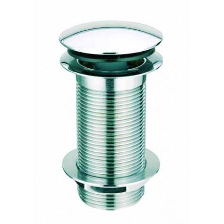 Донный клапан CWU60-CB McALPINE click-clack 60х90 без перелива