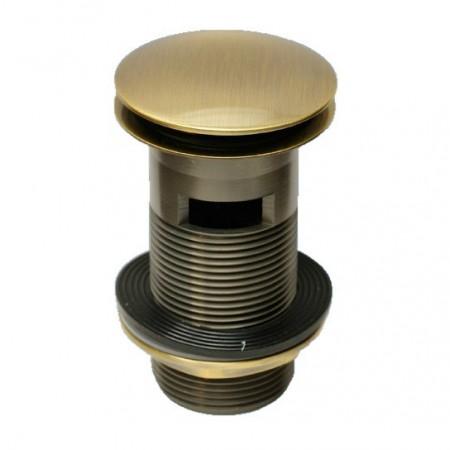 Донный клапан CW60-АB McALPINE click-clack 60х90