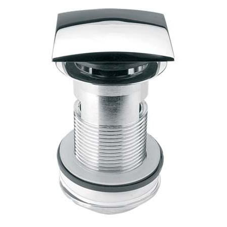 Донный клапан CW60SQCB McALPINE click-clack 60х90