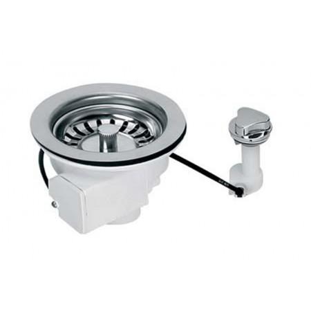 Слив для кухонной мойки PUS113-CP McALPINE