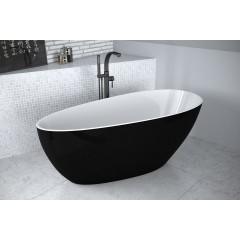 Ванна GOYA B&W 140 XS BESCO 142х62