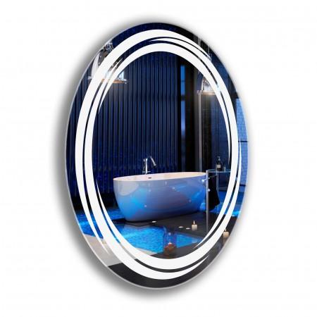 Зеркало с лед подсветкой 6-42 600х600
