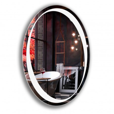 Зеркало с лед подсветкой 6-44 600х800