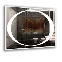 Зеркало с лед подсветкой 6-25 1000х800