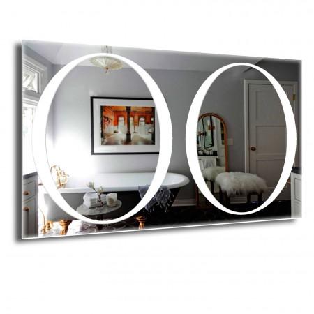 Зеркало с лед подсветкой 6-35 1300х800