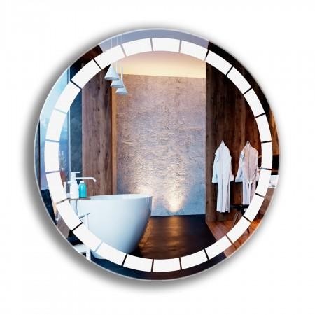 Зеркало с лед подсветкой 6-39 700х700