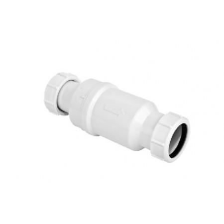 Клапан обратного потока воды из мембрамою 32 * 32мм MACVALVE-6 McAlpine