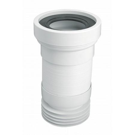 Труба растяжимая с прокладкой WC-F18R McAlpine