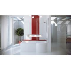 Шторка PMD 760 * 1500 ПРАВАЯ (до ванны Inspiro)