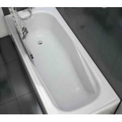 Ванна стальная BLB UNICA 170х75 с отверстиями под ручки / БЕЗ РУЧЕК / новые ручки - 208 мм