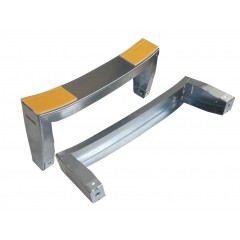 Ноги металлические BLB универсальные (120-160)