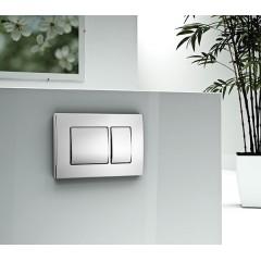 Кнопка к инсталляционной системы, белая CESANO (P43-0130)