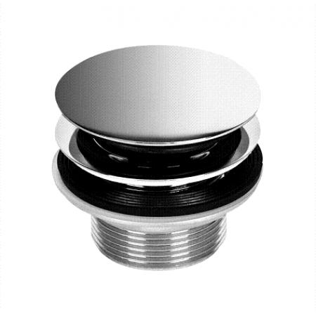 """Слив в кухонной мойки 70 мм с пробкой """"клик-клак"""" CBW70-CB McAlpine"""