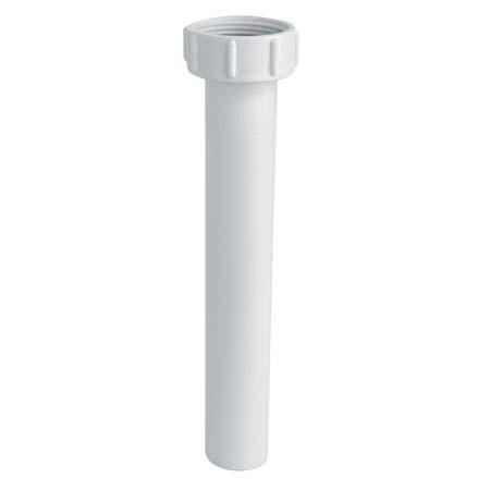 Удлинитель пластмассовый к сифона для мойки 1 января / 2 * 40мм * 200мм AT7N-20 McAlpine