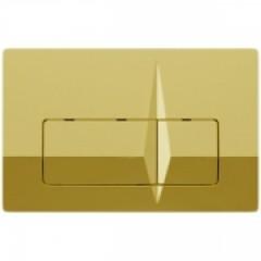 Кнопка к инсталляционной системы, золотая TRENTO (P62-0160)