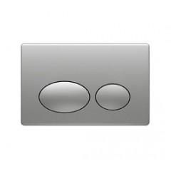 Кнопка к инсталляционной системы, матовая, хром COMO (P61-0110)